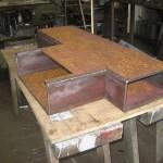 Cardboard compresser
